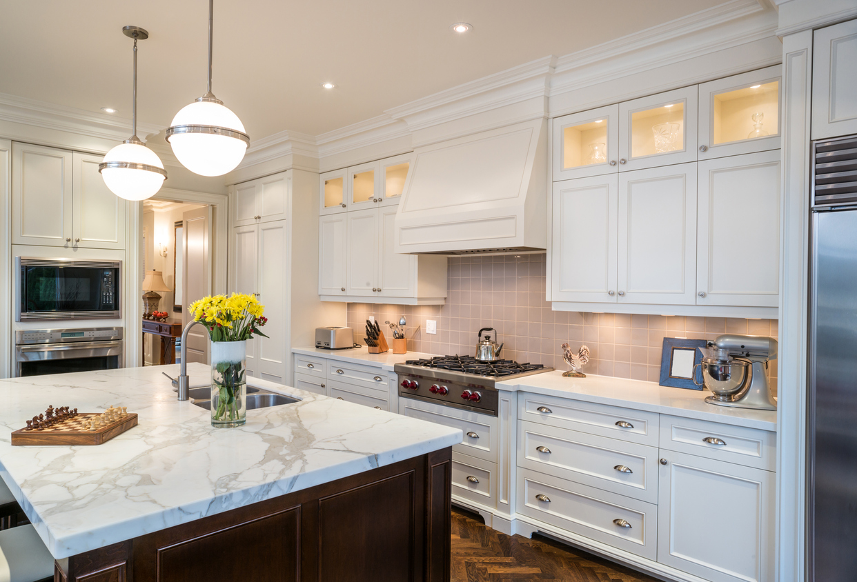 The Cost To Replace Kitchen Cabinets