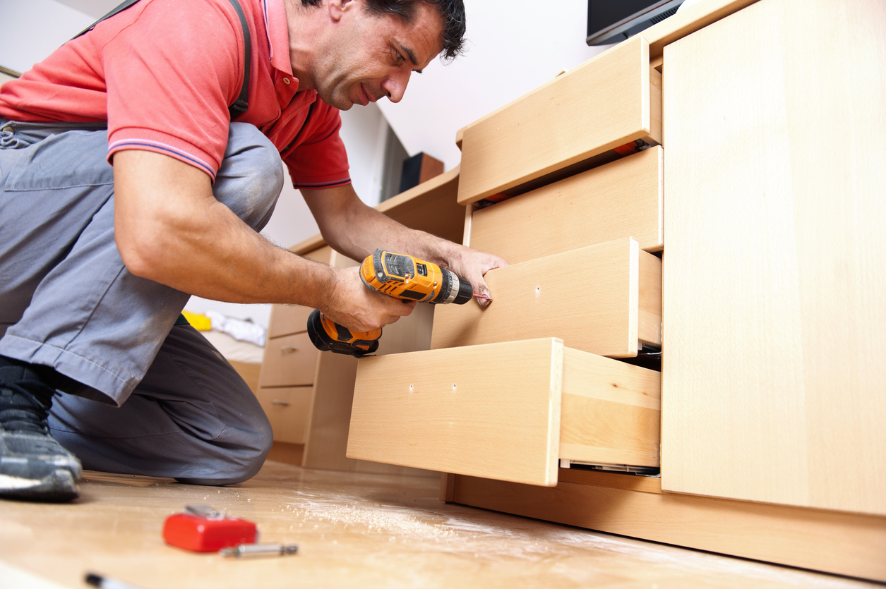 How To Repair Damaged Kitchen Cabinet Doors