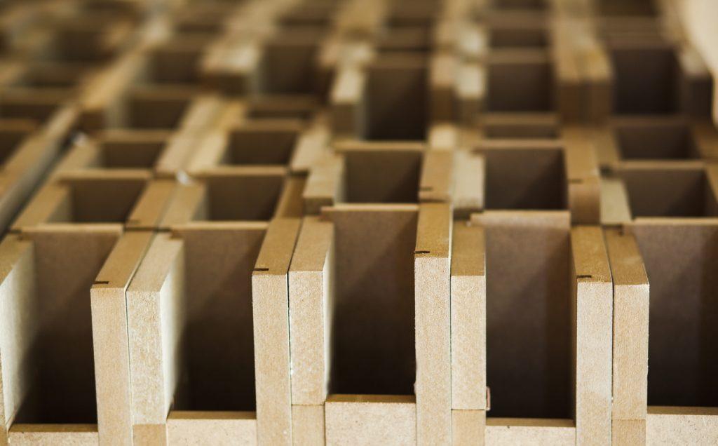 Mdf wood boards